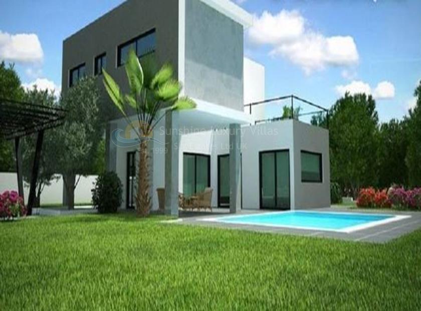 House in Akrounta