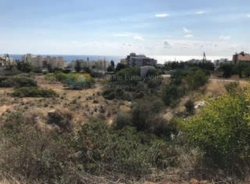 Building Plot in Agios Tychonas