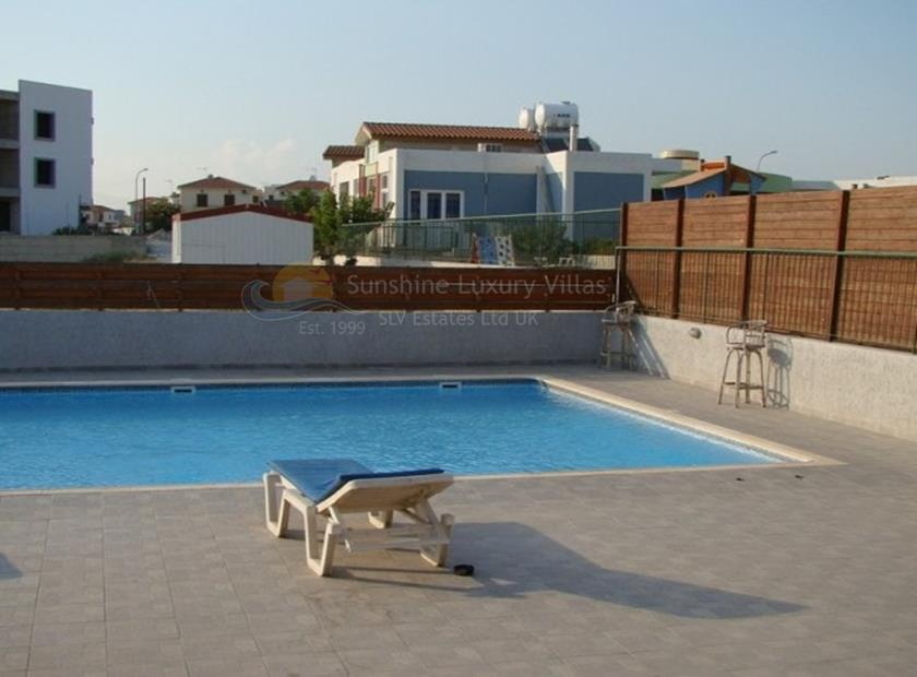 Apartment in Livadia