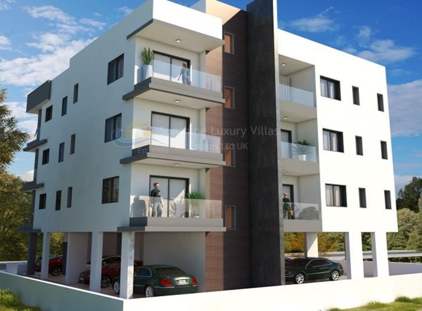 Apartment in Kamares