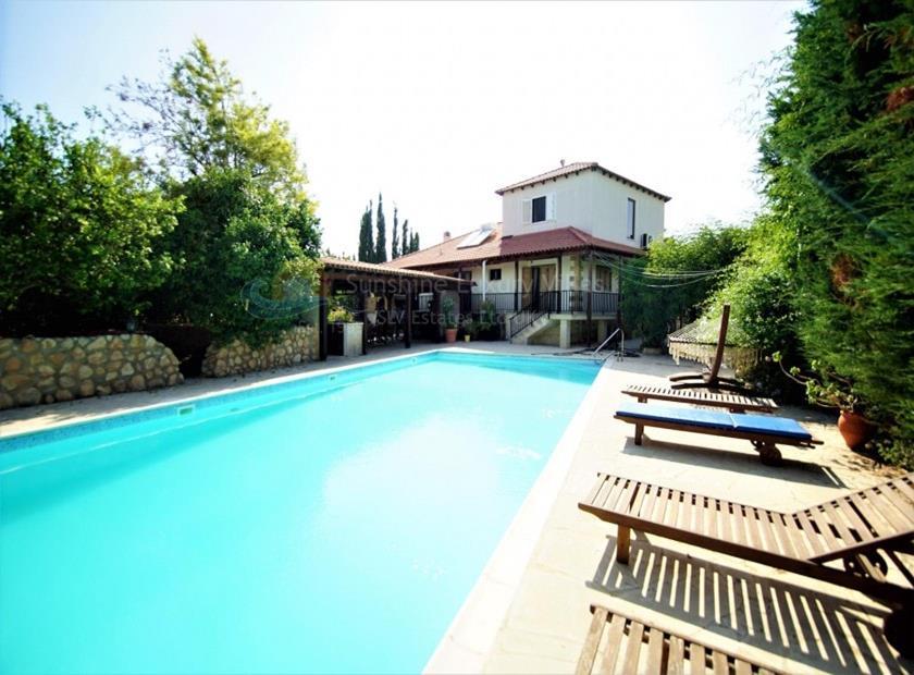 Villa/House in Pegeia- St George