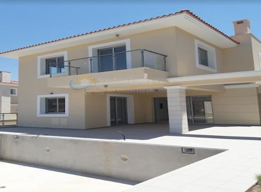 Villa/House in Agios Tychonas