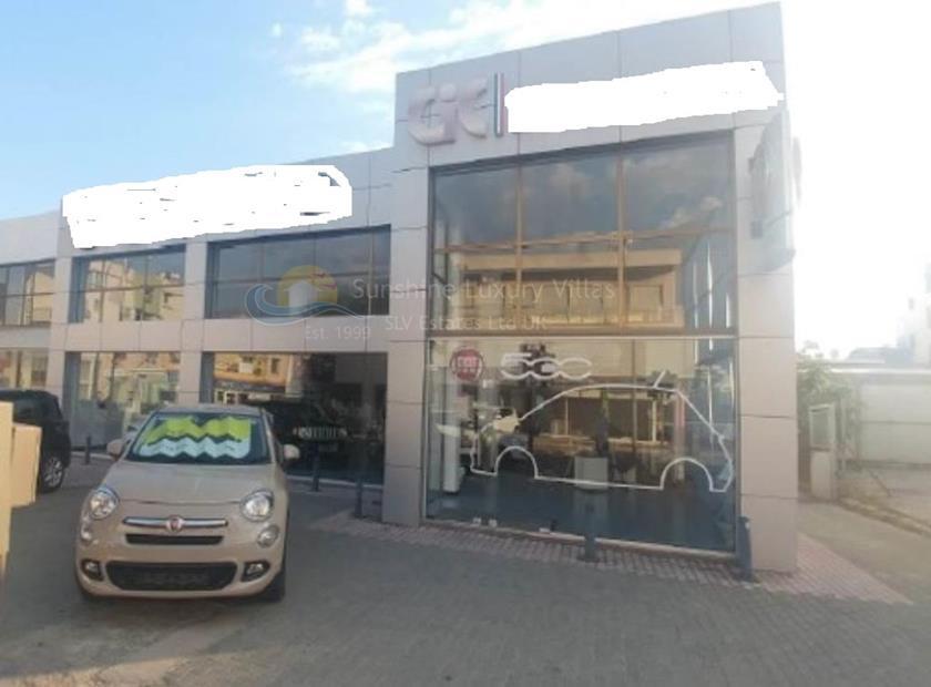 Commerial Property in Omonoia