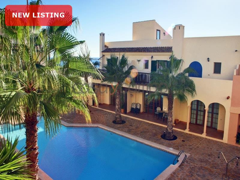 Apartment in Villaricos