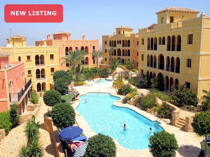 Apartment in Desert Springs Golf Resort