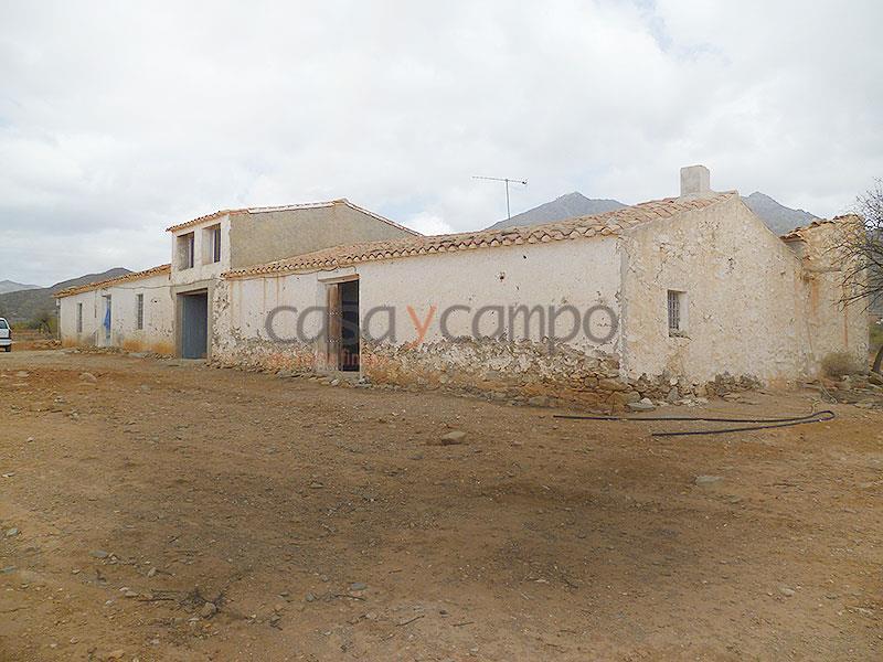 Cortijo in Uleila Del Campo