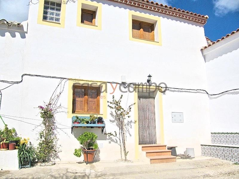 Cortijo in Benizalon