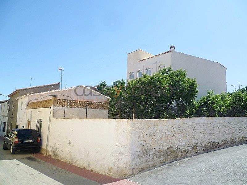Village House in Uleila Del Campo