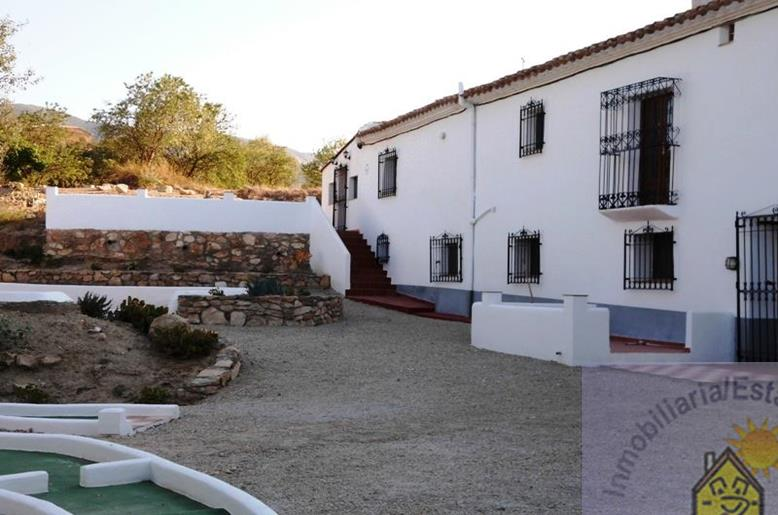 Cortijo for sale Velez-Rubio