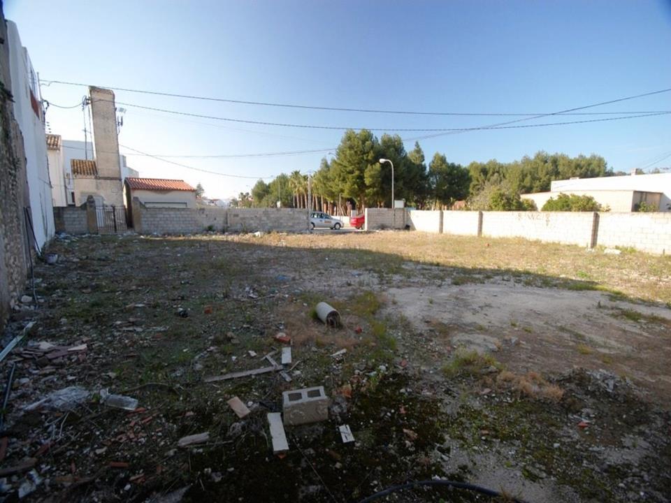 Plot in Els Poblets