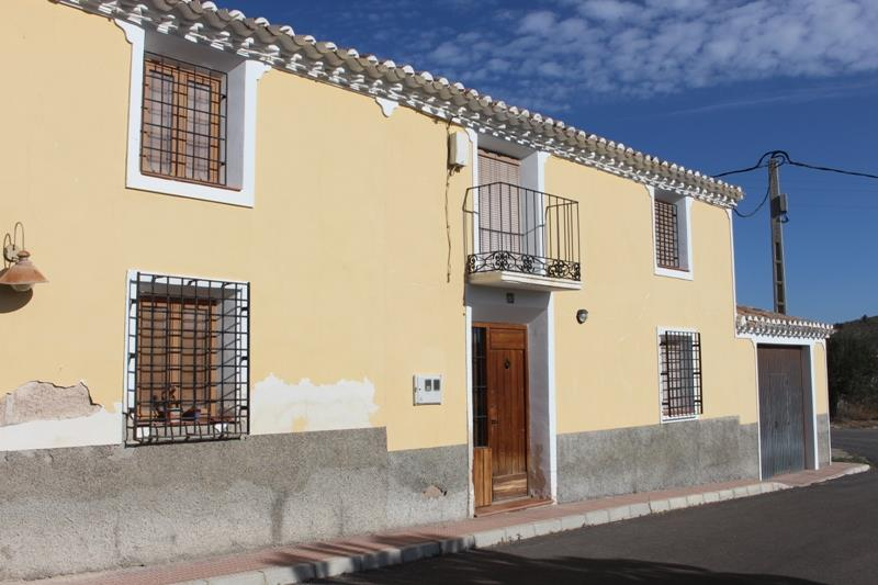 Country House for sale La Parroquia