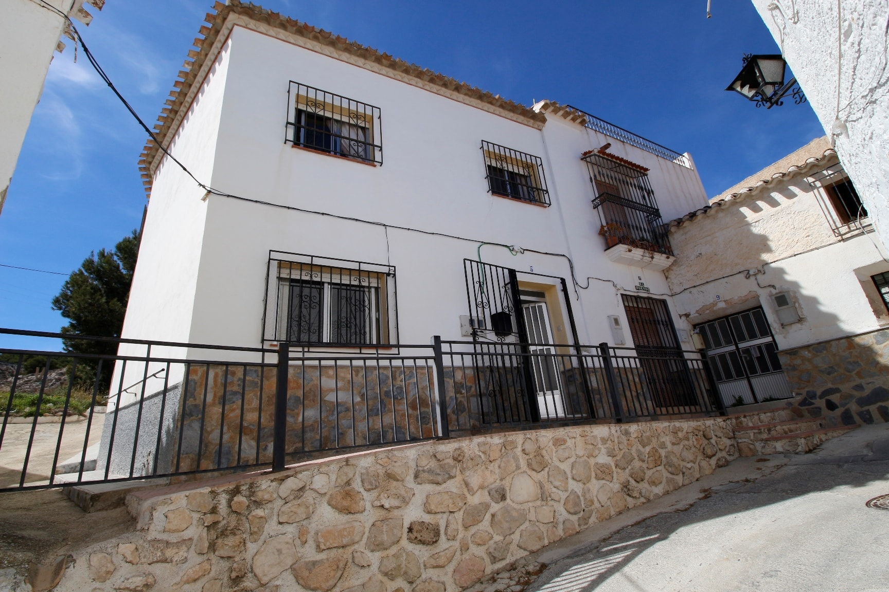 Town House for sale Velez-Blanco