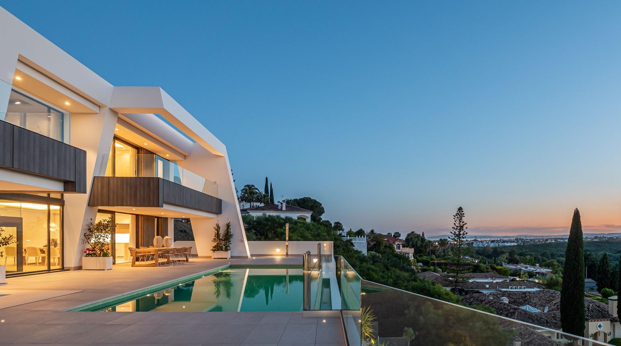 Villa in El Paraíso