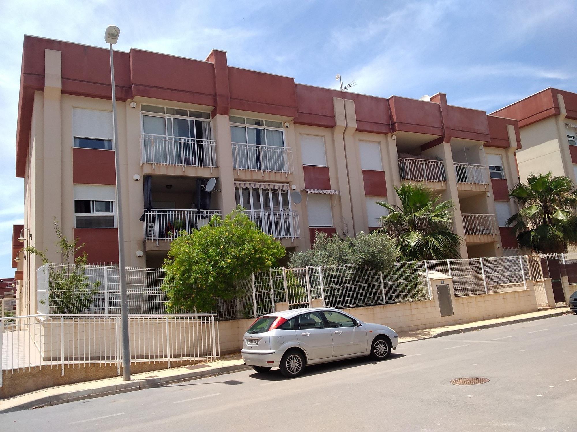 Apartment in Lomas De Cabo Roig