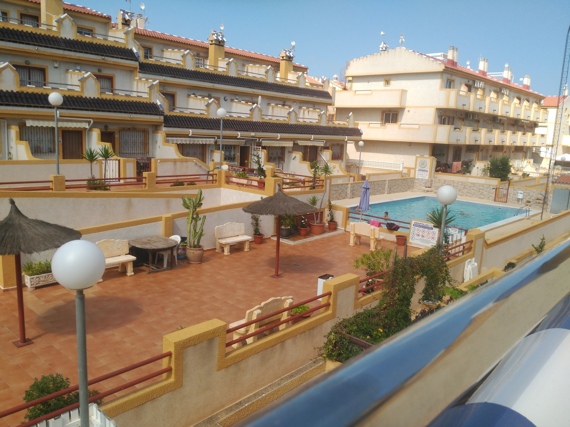 Town House in Playa Flamenca