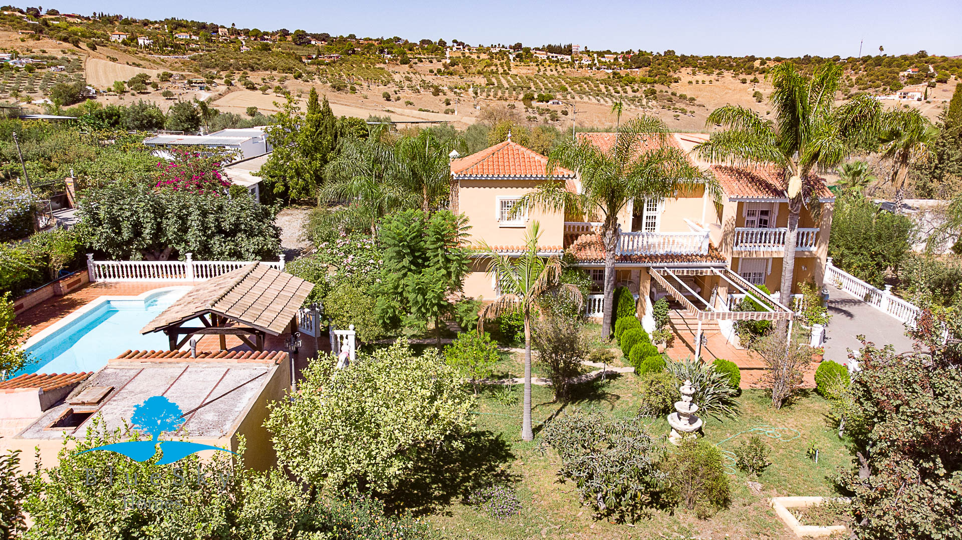 Country House in Alhaurin De La Torre