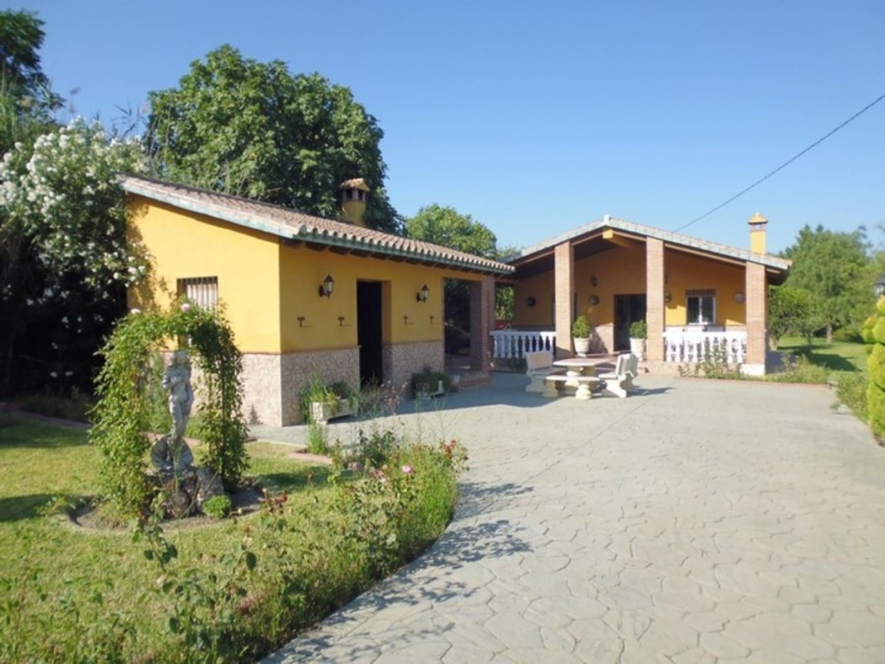 Country House in Alhaurin el Grande