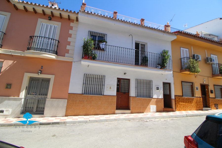 Town House in Alhaurin el Grande