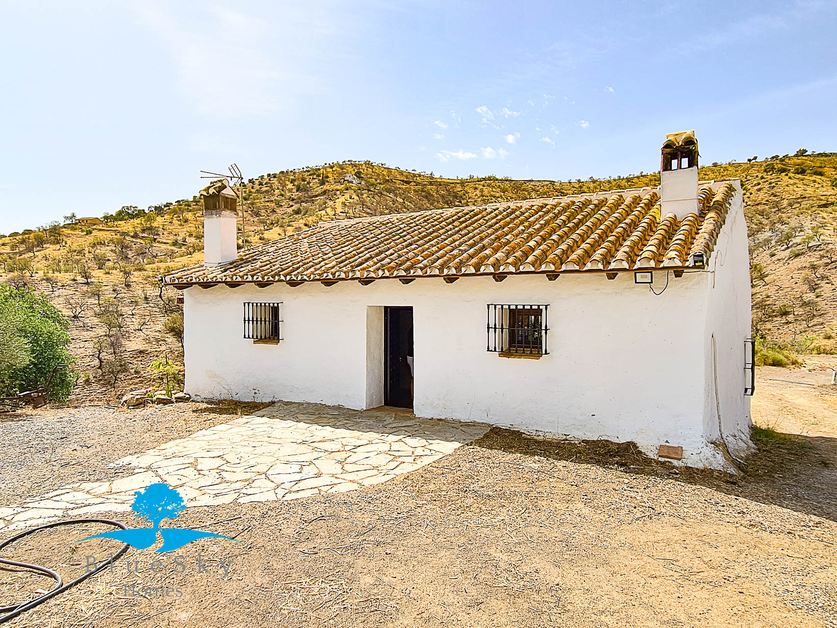 Country House in Pizarra