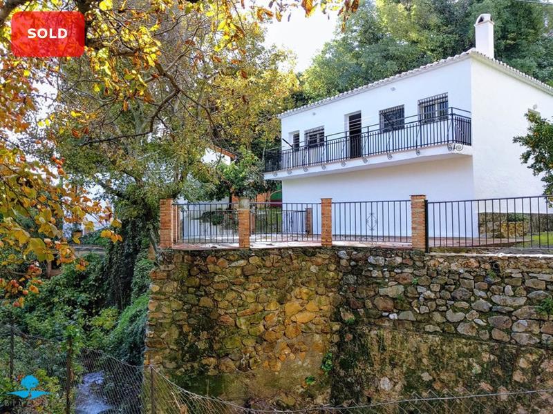 Country House in Casarabonela