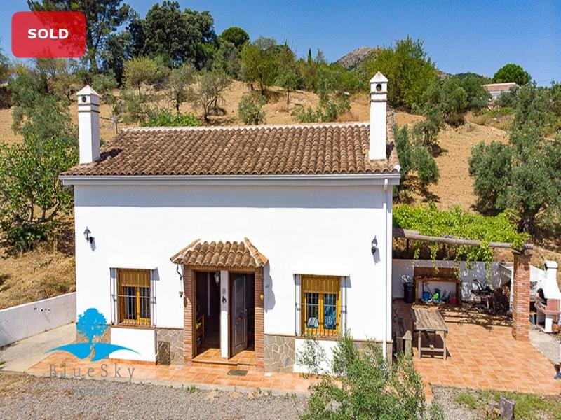 Country House in Casarabonela