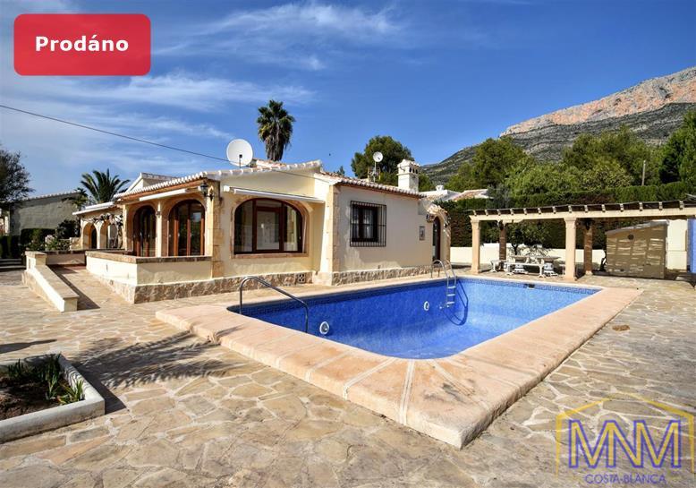 Vila na prodej v Javea, Costa Blanca