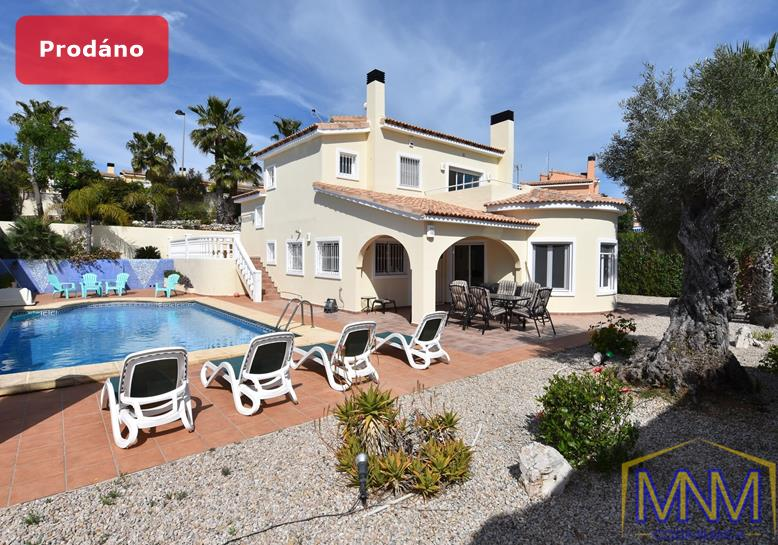 Vila na prodej v Denia, Costa Blanca