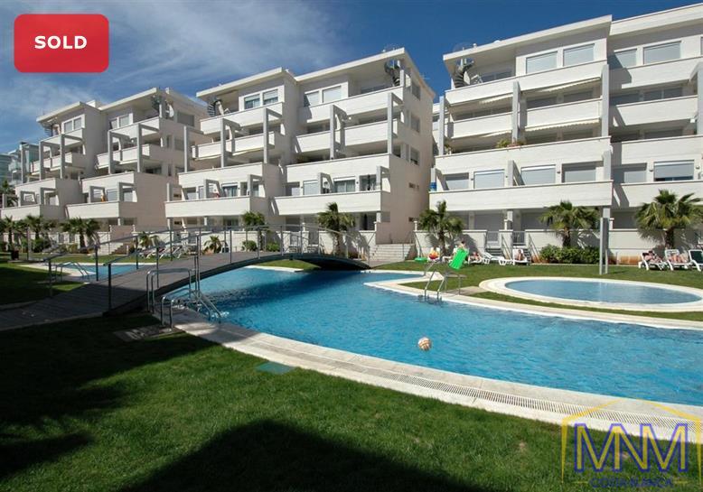 Apartment for sale in Denia, Costa Blanca