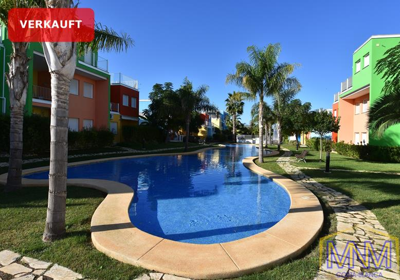 Apartment zum verkauf in Denia, Costa Blanca
