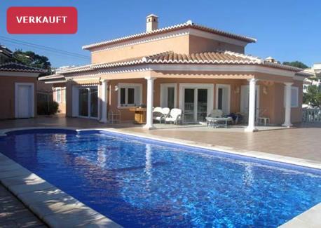 Villa zum verkauf in Moraira