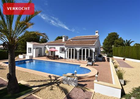 Villa te koop in Javea