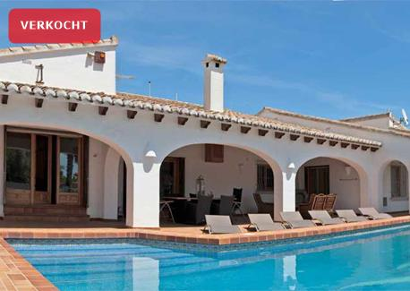 Villa te koop in Moraira
