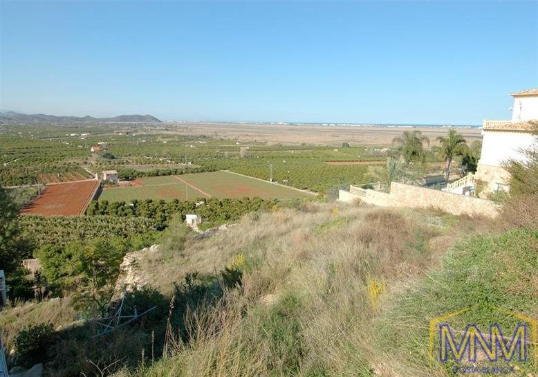 Plot for sale in Pego Valley, Costa Blanca