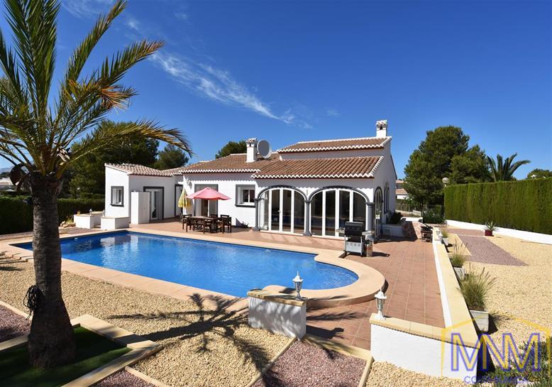 Villa for sale in Javea, Costa Blanca
