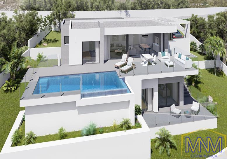 Villa for sale in Moraira, Costa Blanca