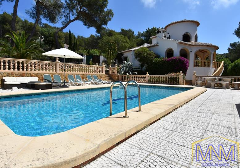 Villa for sale in Javea, Costa Blanca