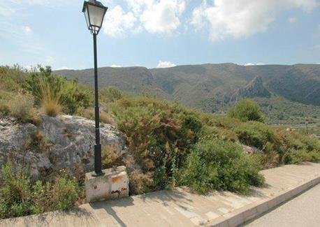 Plot for sale in Denia