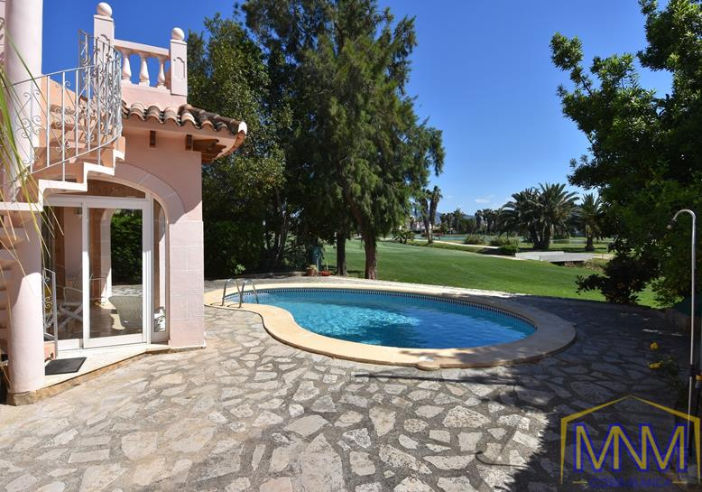 Villa for sale in Oliva Nova, Costa Blanca