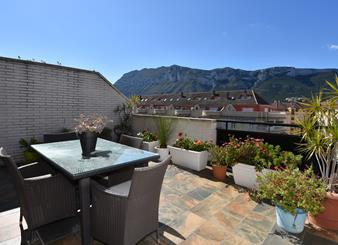 Penthouse for sale in Denia