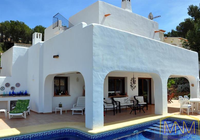 Villa zum verkauf in Moraira, Costa Blanca