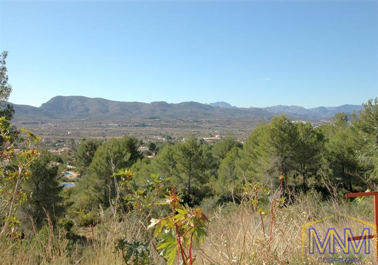 Grundstück zum verkauf in Javea, Costa Blanca