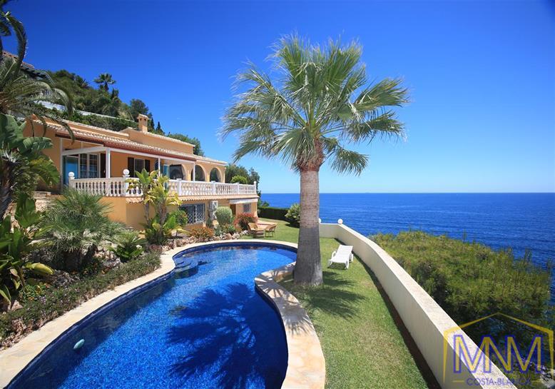 Villa zum verkauf in Benissa, Costa Blanca