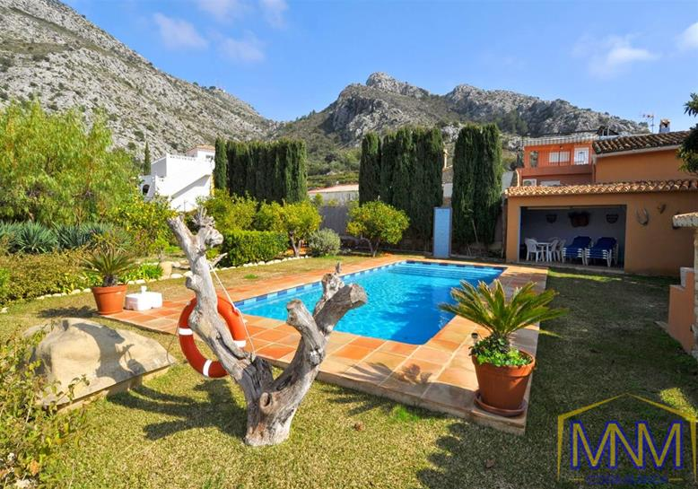 4 Bedroom Finca For Sale In Denia 525 000 Eur Ref E9264