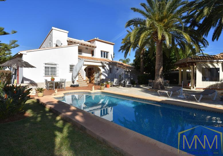 Villa for sale in Denia, Costa Blanca
