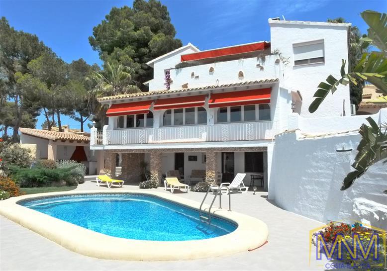 Villa te koop in Moraira, Costa Blanca