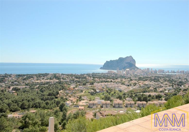 Plot for sale in Moraira, Costa Blanca