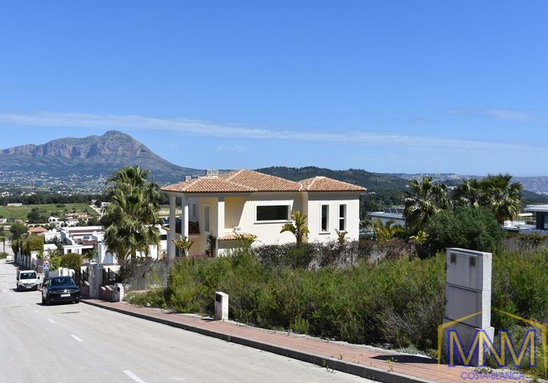 Plot for sale in Javea, Costa Blanca