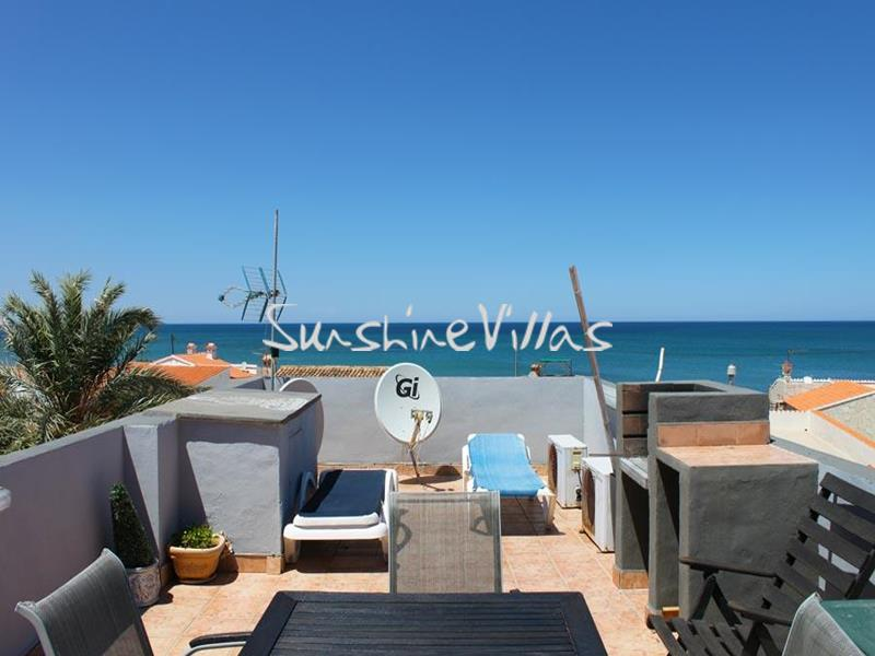 Detached villa for sale Denia