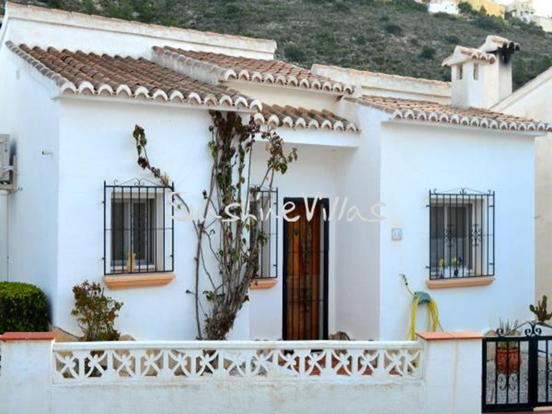 Detached villa for sale Benitachell