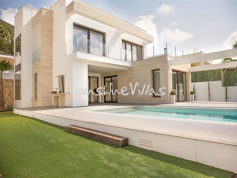 Detached villa for sale Javea